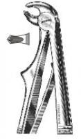 Щипцы зубные П 6 (187)