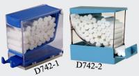 Диспенсер для ватных валиков D742