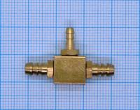 Коннектор латунный (5х3х5)