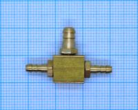 Коннектор латунный  (3х5х3)